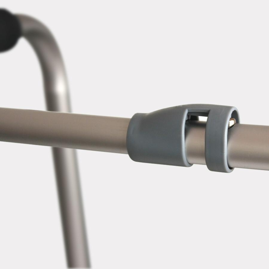 قیمت  واکر تاشو آلمینیومی دوچرخ زیکلاس مد در فروشگاه اینترنتی زیکلاس مد