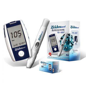 دستگاه قند خون TD-4267